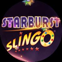 Slingo Starburst logo