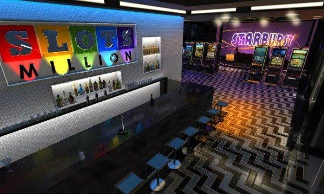 SlotsMillion har mange spilleautomater.