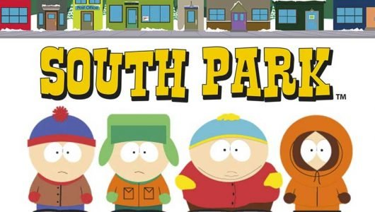 South Park automat