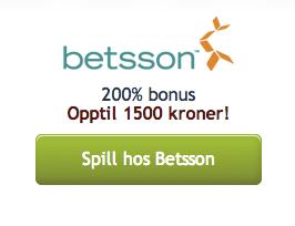 Spill hos Betsson