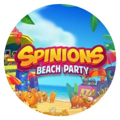 Spinions Beach Party - rundt bilde.