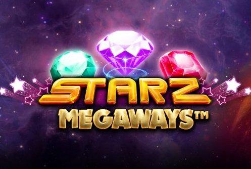 Starz_Megaways_slot_logo