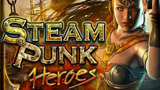 Steam Punk Heroes automat