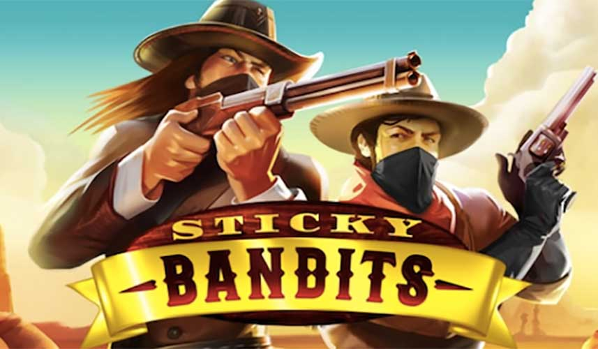 Sticky Bandits online slot