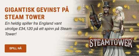 storgevinst-steam-tower-instacasino