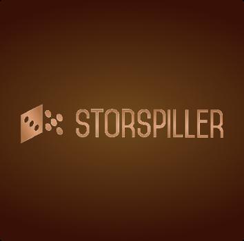 Storspiller logo