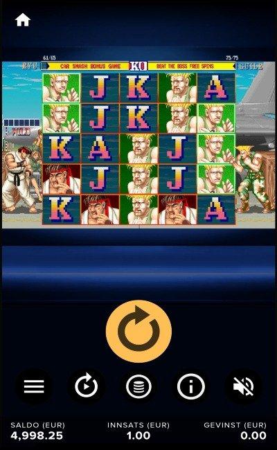 Street Fighter 2 screenshot 1