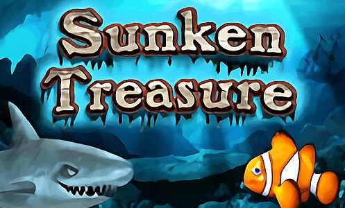 Sunken Treasure logo