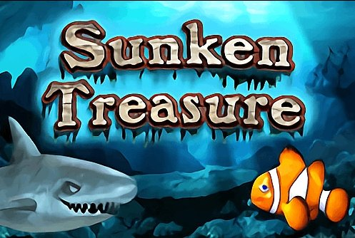 Sunken Treasure logo