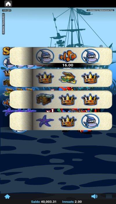 Sunken Treasure screenshot 1
