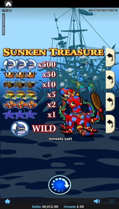 Sunken Treasure screenshot 2