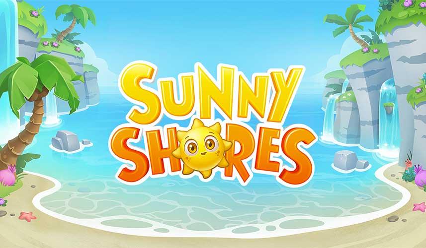 Sunny Shores online slot spilleautomat