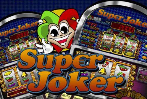 Super Joker automat