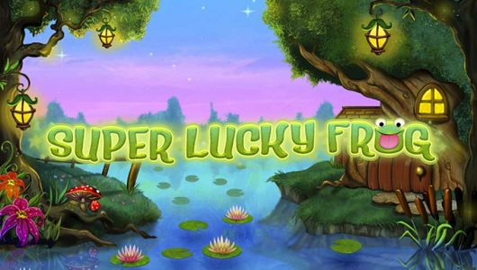 Super Lucky Frog automat