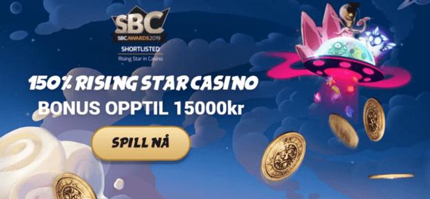 Svenbet Casino Wilkommen