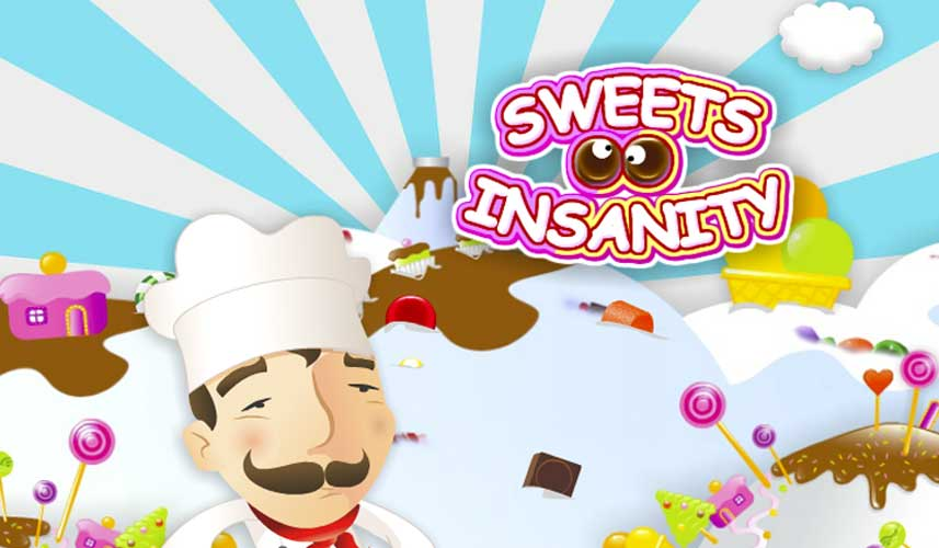 Sweets Insanity automat