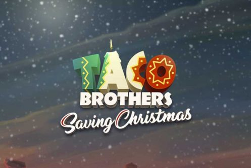 taco brothers saving christmas online slot spilleautomat