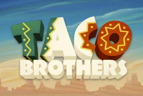 Taco Brothers online slot spilleautomat