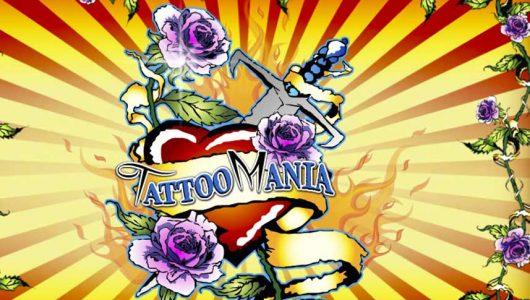 Tattoo Mania automat