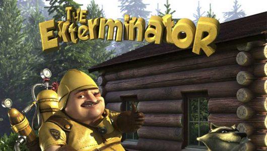 The Exterminator automat