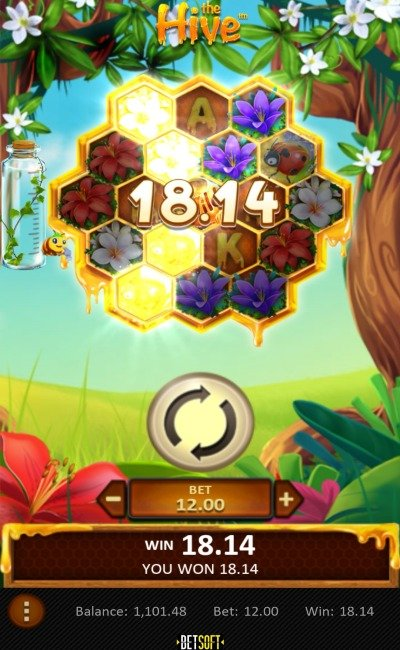 The Hive screenshot 2