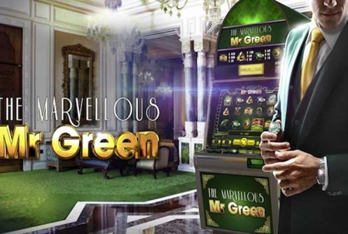 The Marvellous Mr Green automat
