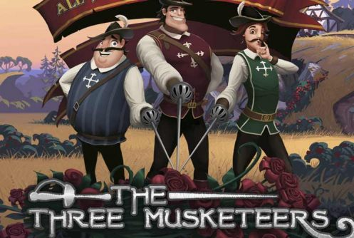 The Three Musketeers automat