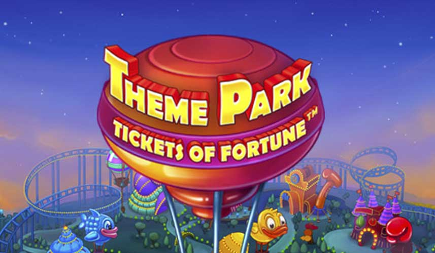 Theme Park Tickets of Fortune automat