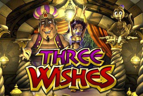 Three Wishes automat