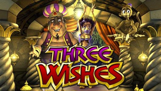 Three Wishes automat