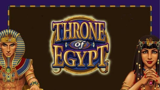 Throne of Egypt automat