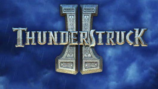 Thunderstruck 2 automat