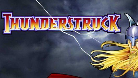 Thunderstruck automat
