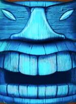 Tiki Wins Symbol