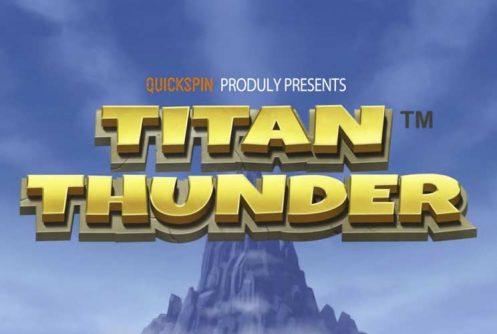 Titan Thunder automat