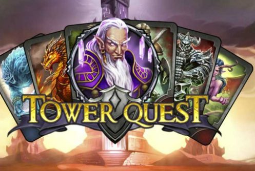 Tower Quest automat