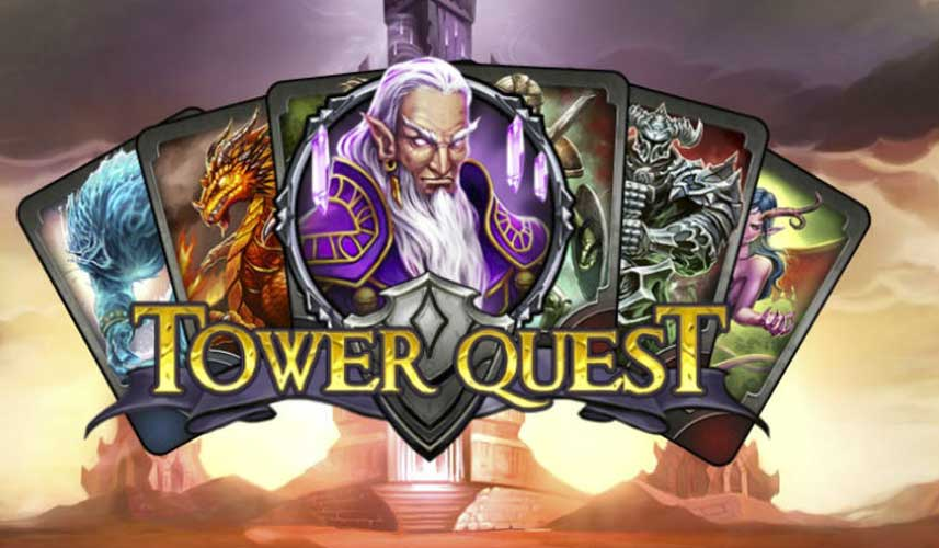 Tower Quest automat