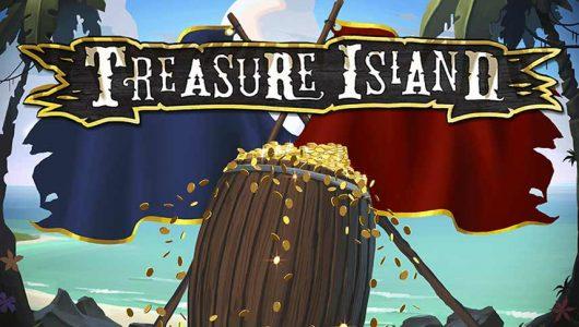 Treasure Island automat