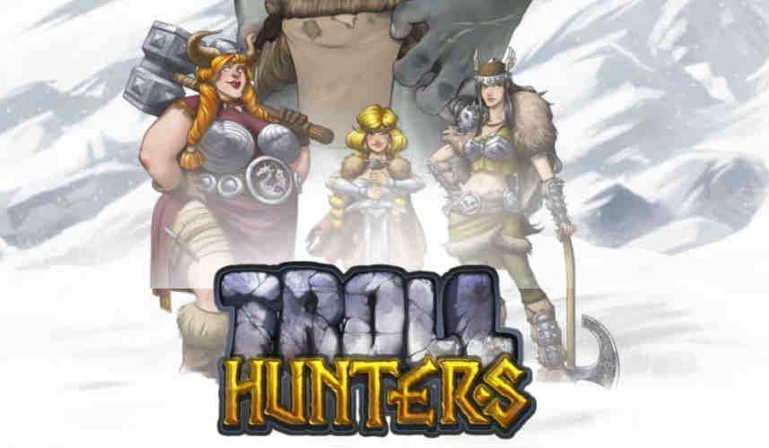 Troll Hunters automat