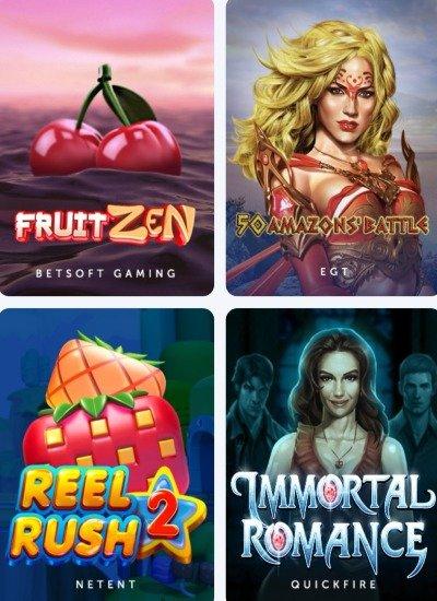 TrueFlip casino casinospill 2