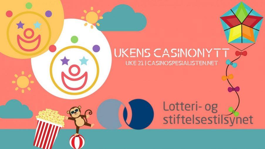 ukens casinonytt