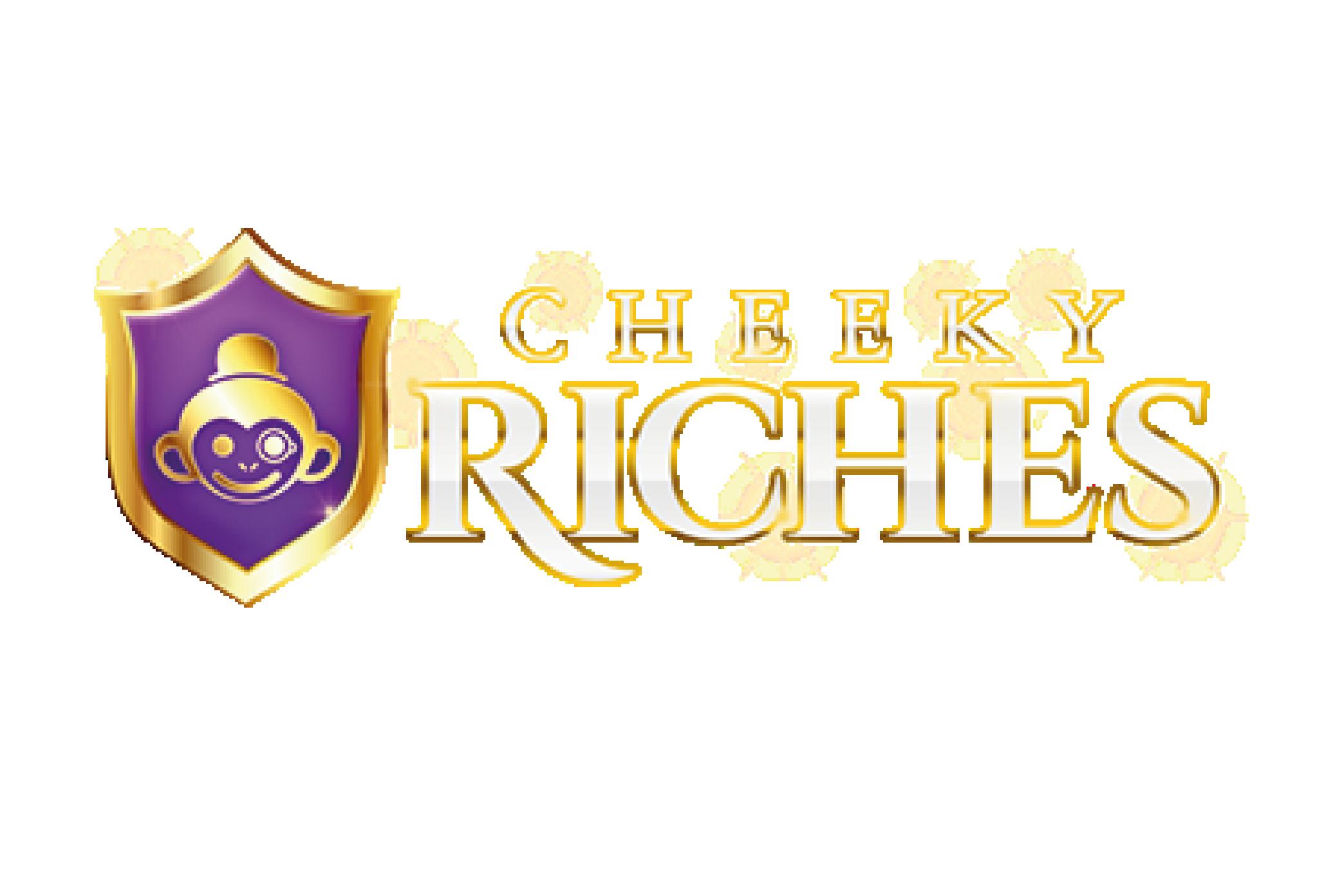 Cheeky Riches - logo