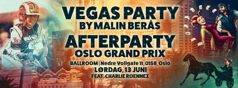 Vegas Party Malin Berås