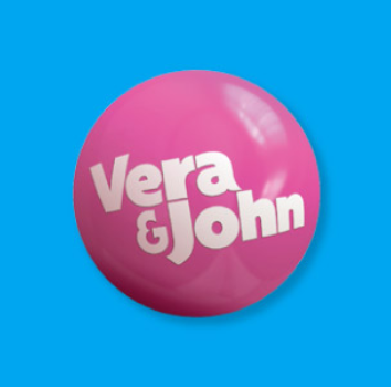 Vera & John casino Norge logo