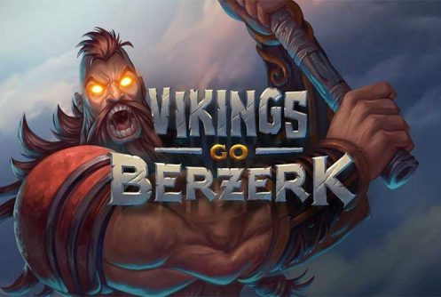 Vikings Go Berzerk online slot spilleautomat