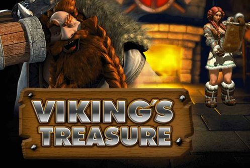 Vikings Treasure automat