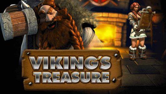 Vikings Treasure automat