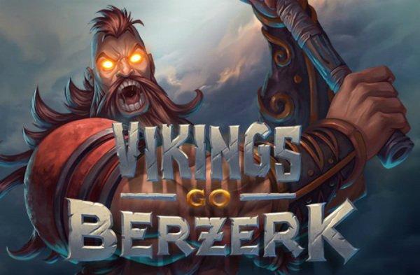 Vikings Go Berzerk er et spill fra Yggdrasil.