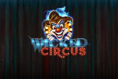 Wicked Circus online slot spilleautomat