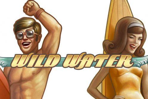 Wild Water automat